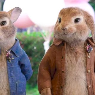 He Says She Says Film Reviews Ep #007 - PETER RABBIT 2