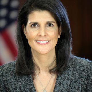 UN Ambassador Haley Calls For Action On North Korea