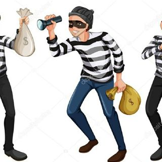 Spiritual Robbers