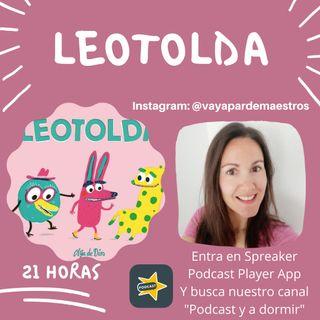 43. Leotolda. Verónica Moliner