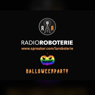 RadioROboterie HAlloweenParty dj set