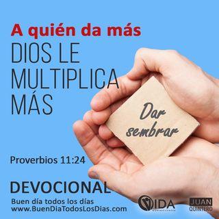BUEN DÍA - REVELACIÓN DE LA GENEROSIDAD