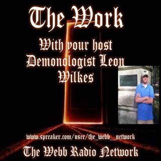 Join Leon Wilkes as he welcomes Dave Considine Religous Demonologist