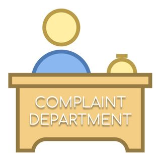 Complaint Department - Morning Manna #2766