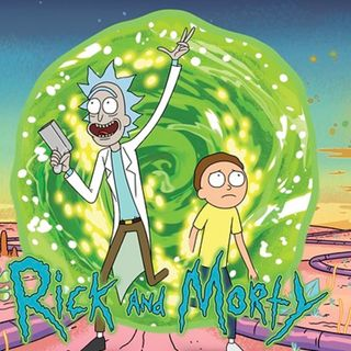 Rick and Morty feat. Paystee Whyt