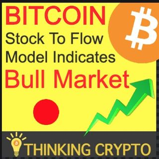 Bitcoin Stock To Flow Model Indicates Start of Bull Market - Crypto Exchange With The Most BTC