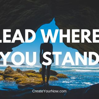 1472 Lead Where You Stand
