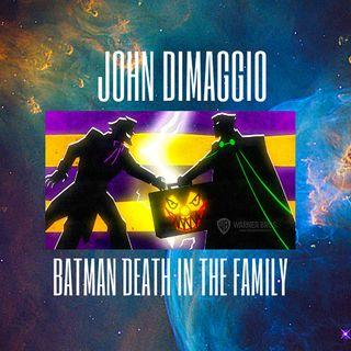 John DiMaggio Batman Death In The Family