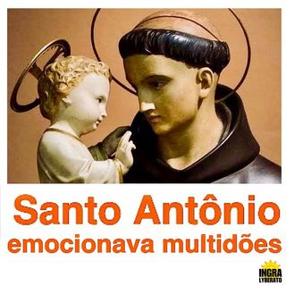 Podcast Homenagem à Santo Antônio e testemunho sobre Vacina Astrazeneca.