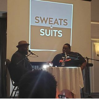 Sweats & Suits Podcast: WPF Live Broadcast