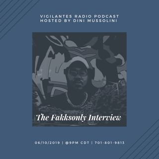 The Fakksonly Interview.