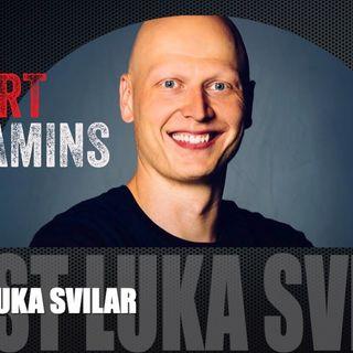 Episode 10 - SPORT VITAMINS (ENG) / guest Luka Svilar, Strength Coach- BASKONIA BASKETBALL
