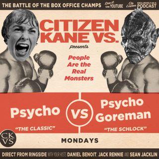Psycho vs Psycho Goreman