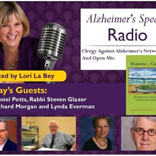 Open Mic & Clergy Against Alzheimer's Network On Alzheimer's Speaks Radio