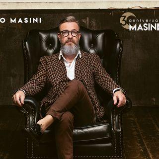 """Marco Masini : """"i miei amici mi hanno onorato di cantare una mia canzone per i miei 30 anni di carriera"""""""