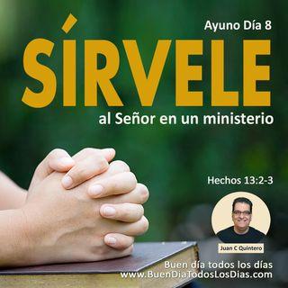 Ayuno Día 8 - Adorar, orar y ayunar