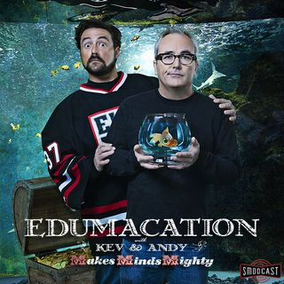 119: Edumacation Pub Quiz #5: Teen Titans, Star Wars, Jay & Silent Bob