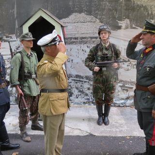 """Il Bunker di Kesselring tra storia reale e """"virtuale"""". Un tuffo indietro al 20 aprile 1945"""