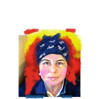 María Lassnig Y El Arte Del Selfie