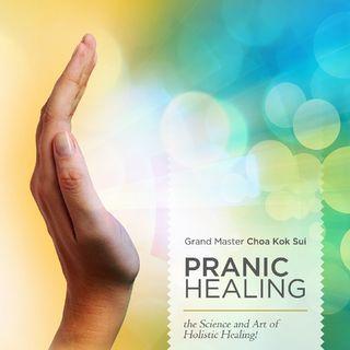 On Pranic Healing
