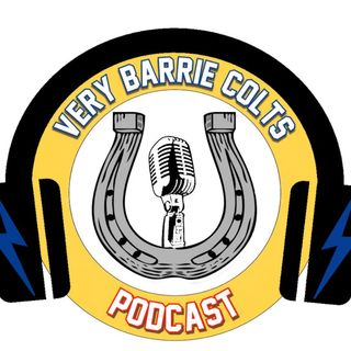 A Very Barrie Colts Podcast - Suzuki and Hill Drafted, Pietrangelo Wins Cup and More - S1E10 #OHL