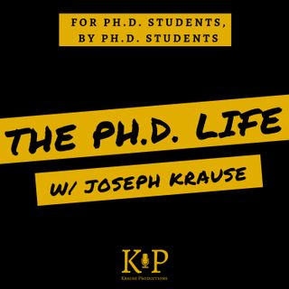 Ep. 006 | Pursuing a Ph.D. Part-Time w/ Andrew Cuff