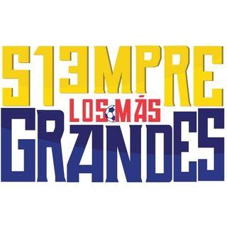 LOS MÁS GRANDES Temporada 4 programa 009. Marzo 13, 2019.