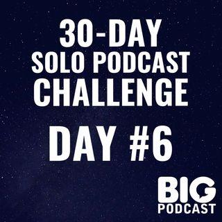 Day #6 - Do The Opposite