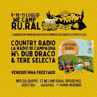 Country Radio #96 - WE CAMP' RU.RAL