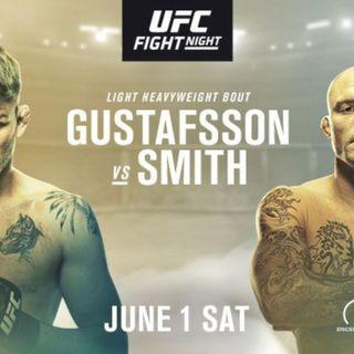 MMA Fight Picks: #UFCStockholm: Alexander Gustafsson vs Anthony Smith