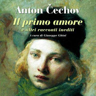 """Giuseppe Ghini """"Il primo amore"""" Anton Cechov"""