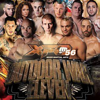 XFO Outdoor War 11 Pearl Gonzales Post Fight Interview