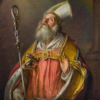 San Federico obispo y mártir
