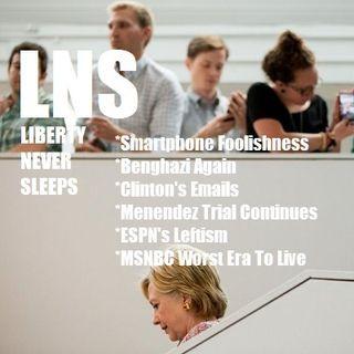 Liberty Never Sleeps 09/13/17 Show