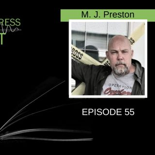 Avoiding Nihilism when Writing from Isolation with M. J. Preston