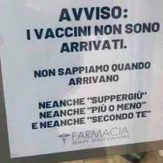 Antinfluenzale: NO alle farmacie SI ai centri privati per la salute