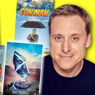 #290: Alan Tudyk on Firefly, Doom Patrol, Star Wars, Con Man, and the Joker!