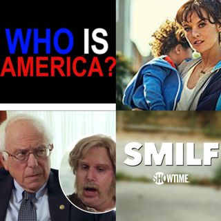 In bed  SMILF and Who is America