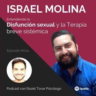 004 Entendiendo la Disfunción Sexual y la Terapia Breve Sistémica - Israel Molina