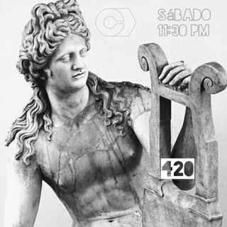Apolo 420 podcast 14