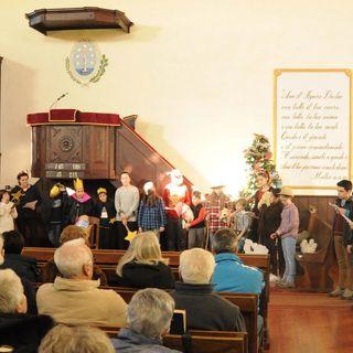 La Festa dell'Albero, tra canti, recite e letture