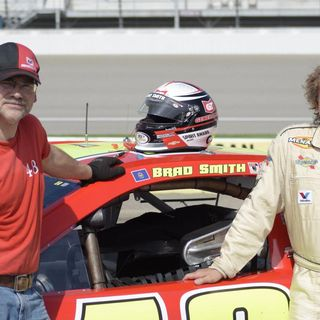 Dropping the Hammer: Guest ARCA Driver Brad Smith