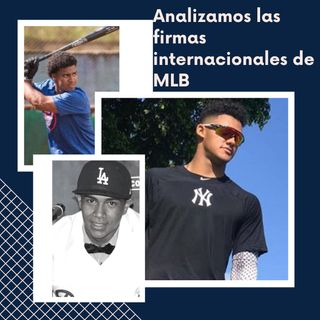 Firmas Internacionales de Grandes Ligas 2019
