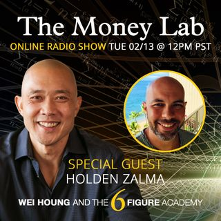 "Episode 50 - ""Work ON Your Business Not IN It"" with guest Holden Zalma"