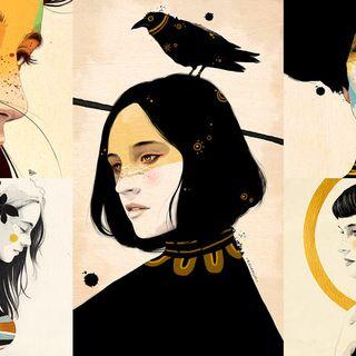 Nel mio delirante universo dada, di Marilena Migiani, voce Chiara Ciofini