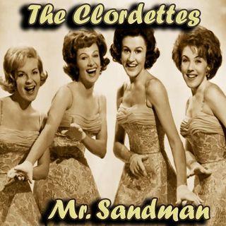 Mr. Sandman. Cover