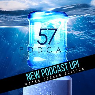 Podcast 15: February 14 at the Water Cooler