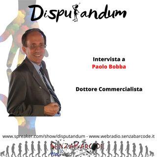 Paolo Bobba, dottore commercialista a Pavia. Parliamo di sostegni  ai lavoratori, disoccupati e imprese