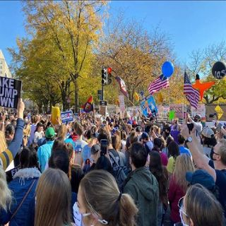 Millones celebran triunfo de Biden