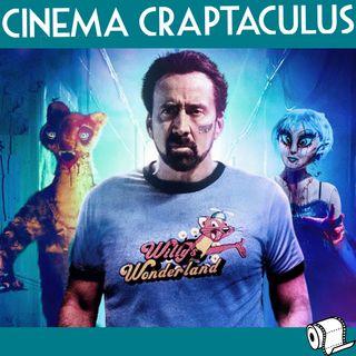 "CINEMA CRAPTACULUS 63 ""Willy's Wonderland"""